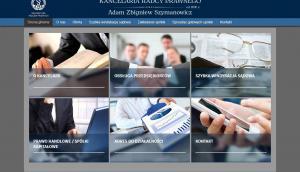 Kancelaria Radcy Prawnego Adam Zbigniew Szymanowicz - nowa strona