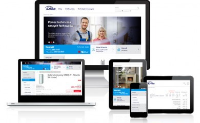 Modernizacja sklepu internetowego e-bhu.pl