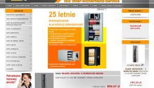 Sklep w polskojęzycznym serwisie www.iss.net.pl