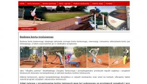 Polska wersja strony internetowej firmy tegra