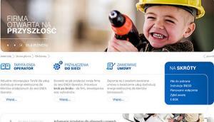 Nowa wersja strony ENEA Operator sp. z o.o.