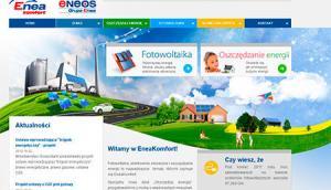 Eneakomfort - nowa strona znanej marki